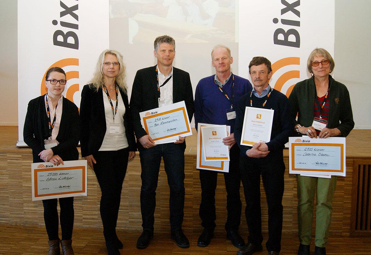 Glada solelsproducenter från Östergötland får stöd