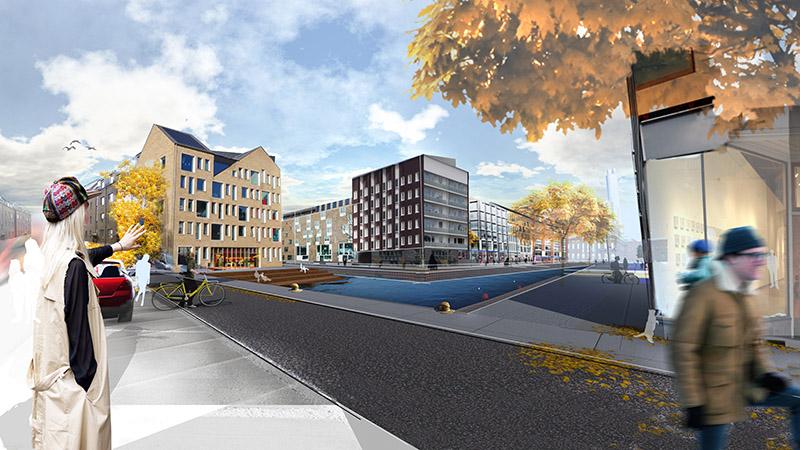 Inre hamnen i Norrköping ska utvecklas