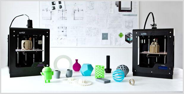 Högupplösta 3D-utskrifter på ditt skrivbord