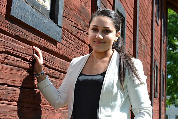 Medina Adilova – När jag är 25 vill jag ha startat något stort