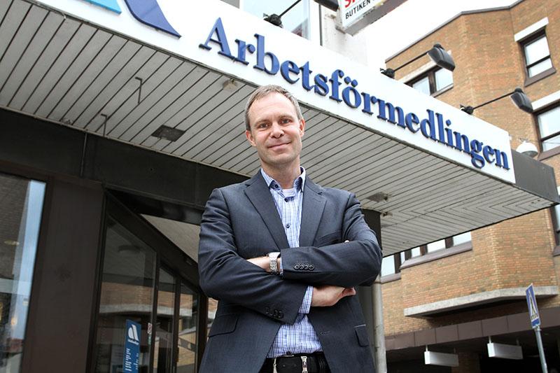 Peter Holmsten –Det är ett oerhört  fantastiskt och  stimulerande uppdrag