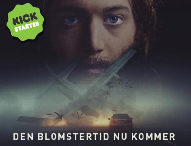 Nytt kickstarter-rekord för svensk långfilm – Crazy Pictures nådde 350 000 kr på mindre än 24 timmar
