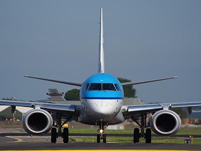 KLM fortsätter att satsa på Linköping City Airport och Östergötland