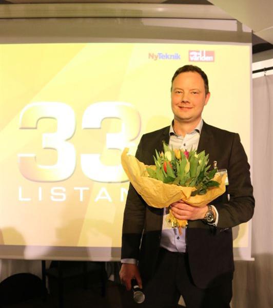 Againity från Norrköping vinnare i 33-listans första regionsfinal