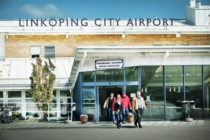 Banan flyttas – nytt avtal för Linköping City Airport