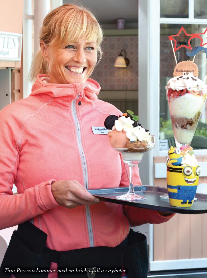 """""""Det är glass, glass och bara glass!"""""""