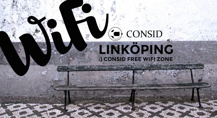 De flyttar – och lanserar fritt WiFi i centrala Linköping