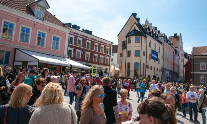 Norrköpings kommun deltar i Almedalen