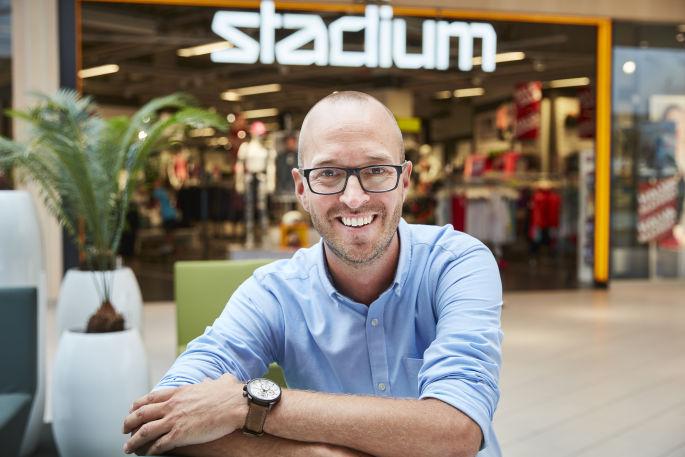 Mattias Johansson ny Sverigechef på Stadium