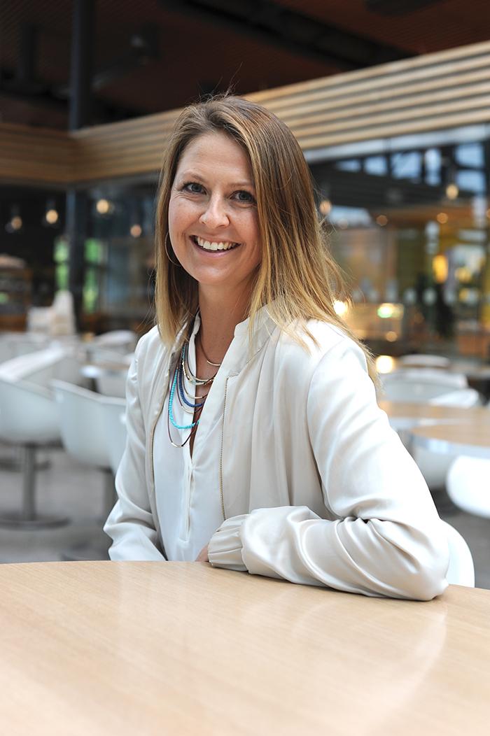 LEAD rekryterar Louise Lennersten