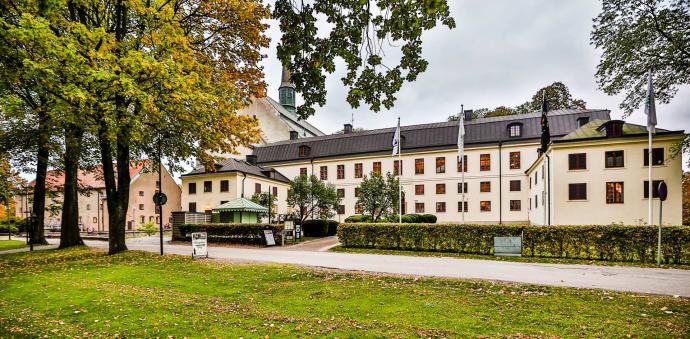 Vadstena Klosterhotel lyxigaste spahotellet