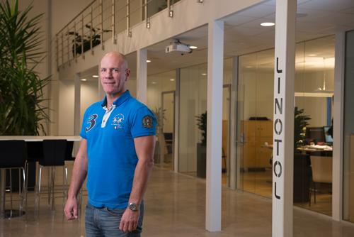 Spännande år väntar golvspecialisten Linotol säger vd Michael Larsson