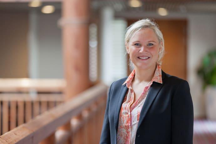 Maria Bolin tillträder som ny vd för LEAD