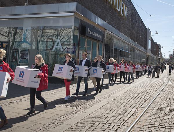Länsförsäkringar Östgöta invigde nytt citykontor i Norrköping