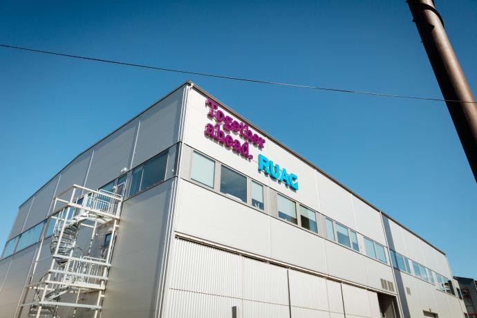 Invigning av ny rymdfabrik hos RUAG Space i Linköping