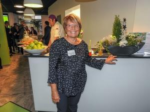 Ann-Louise Kroon, en av drivkrafterna bakom CoOffice