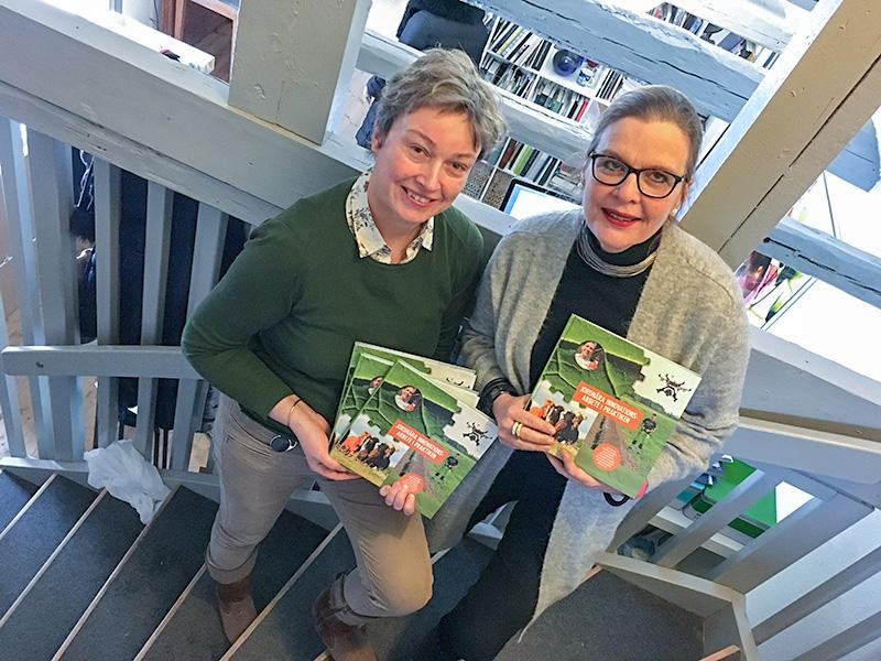 Ny bok om jordnära innovationer i Östergötland – lanseras på Världens Viktigaste Dag