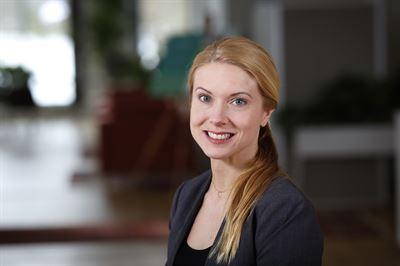 Pia Lindström blir huvudansvarig för nya satsningen – Innovative Materials Arena