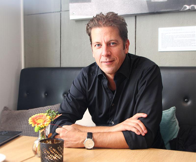 Joakim Ljungqvist lämnar vd-rollen på Tillväxt Motala AB