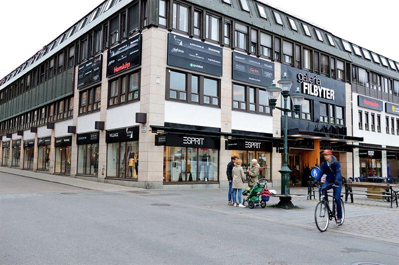 Vasaparken köper Filbytergallerian i Linköping