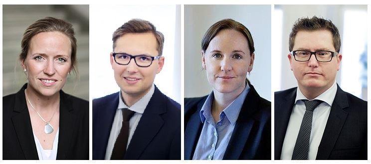 Fyra nya delägare på Glimstedt vid årsskiftet