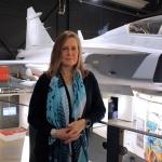 Den 1 januari 2019 tillträdde Noomi Eriksson som ny Museichef för Flygvapenmuseum i Linköping.