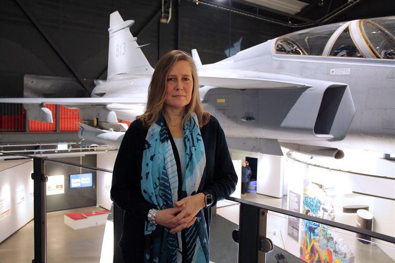 Ny museichef för Flygvapenmuseum