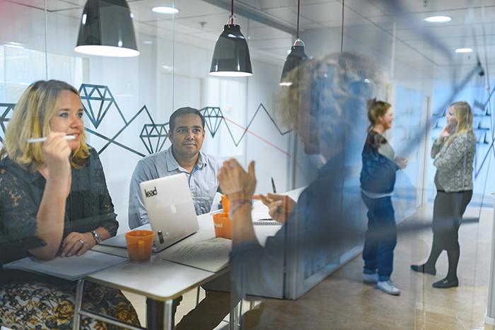 LEAD får Linköpings start-ups att flyga
