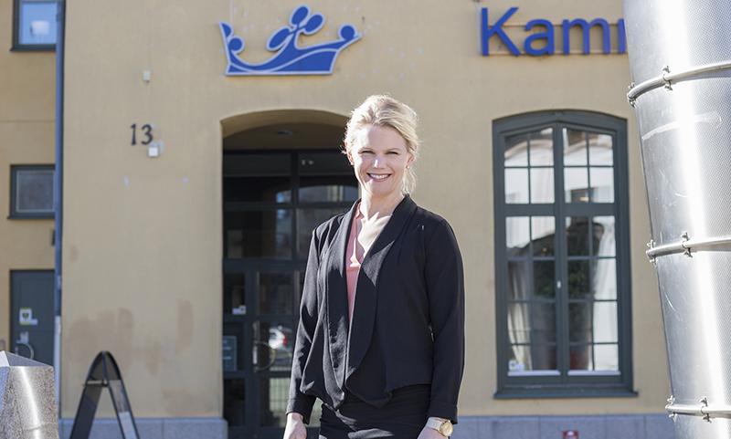 Johanna Palmér slutar på Handelskammaren Foto: Ulrika Andåker