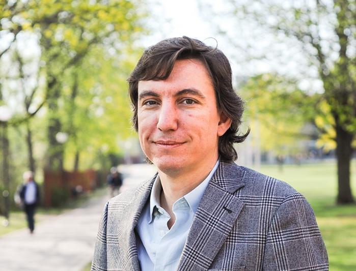 Ranko Simic, projektledare för Framtidens Solel i Östra Mellansverige fas 2.