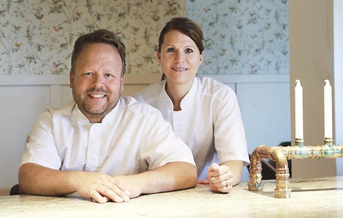 Karin och Thomas förvaltar mer än 100 år av anor i skärgården