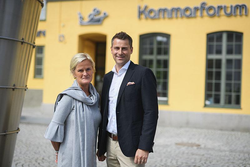 Christian Berger ny vd för Östsvenska Handelskammaren