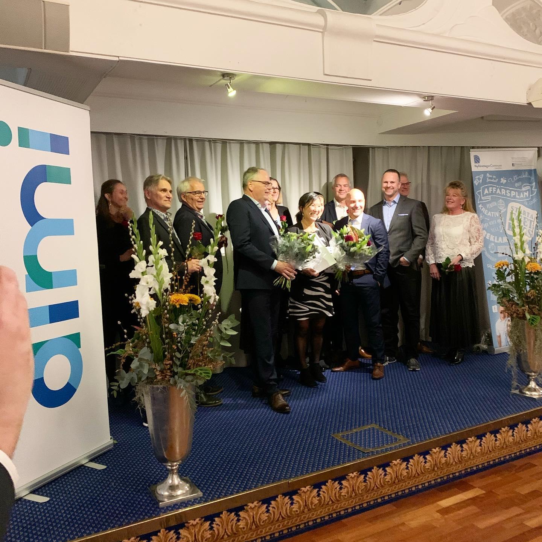 Almi och NyföretagarCentrum utser Årets mentorer i Östergötland