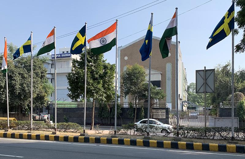 Modio och xlit ökar fokuset på IoT i Indien med stöd av Vinnova