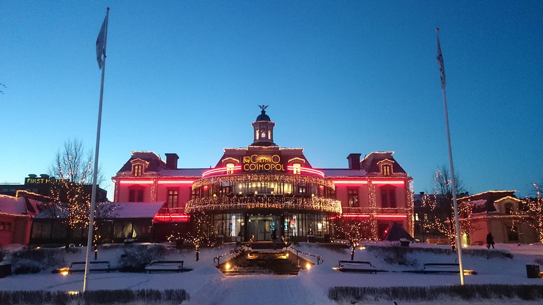 Casino Cosmopol varslar 800 anställda