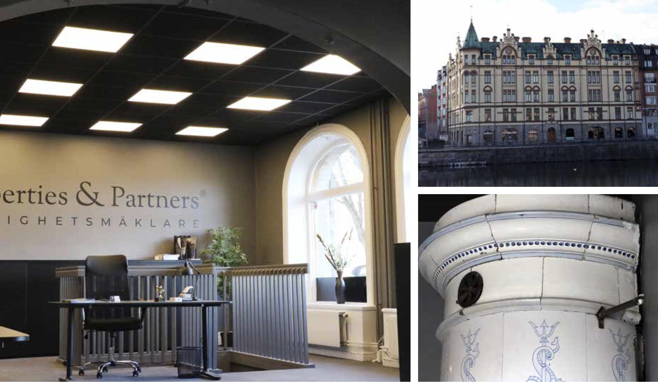 Properties & Partners hos Heimstaden vid Strömmen