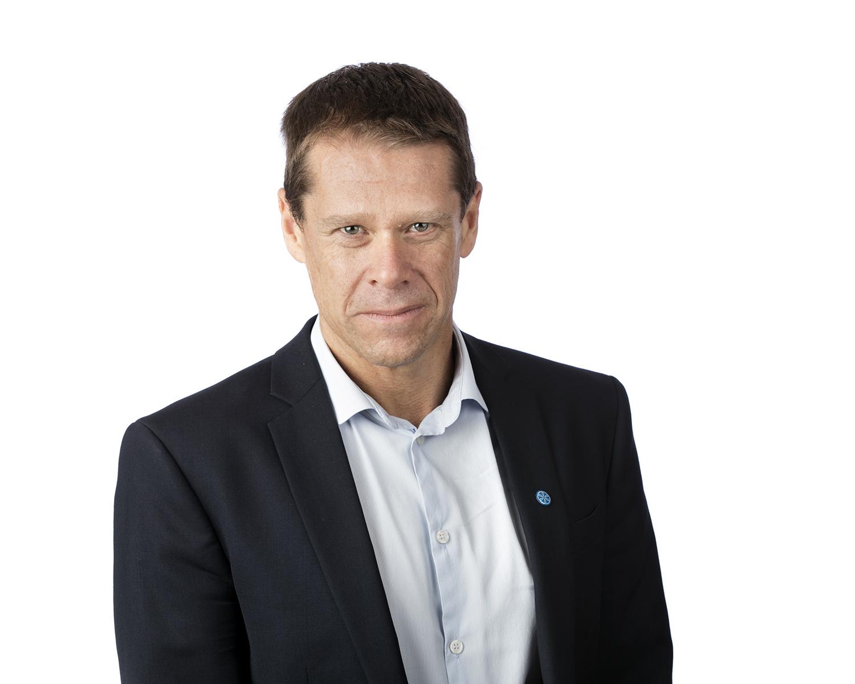 Andreas Capilla blir ny kommundirektör i Mjölby kommun