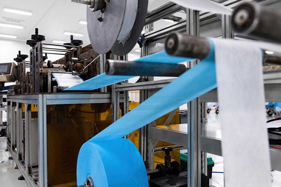 Biovisor öppnar ny fabrik för tillverkning av svensk skyddsutrustning