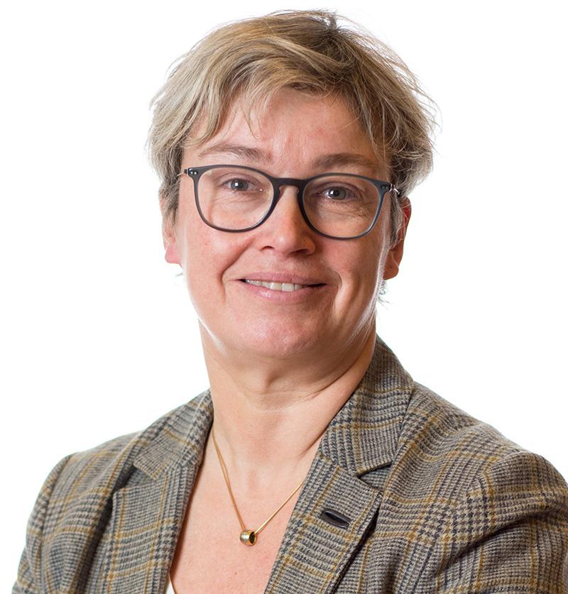 Helene Oscarsson invald i skogs- och lantbruksakademien