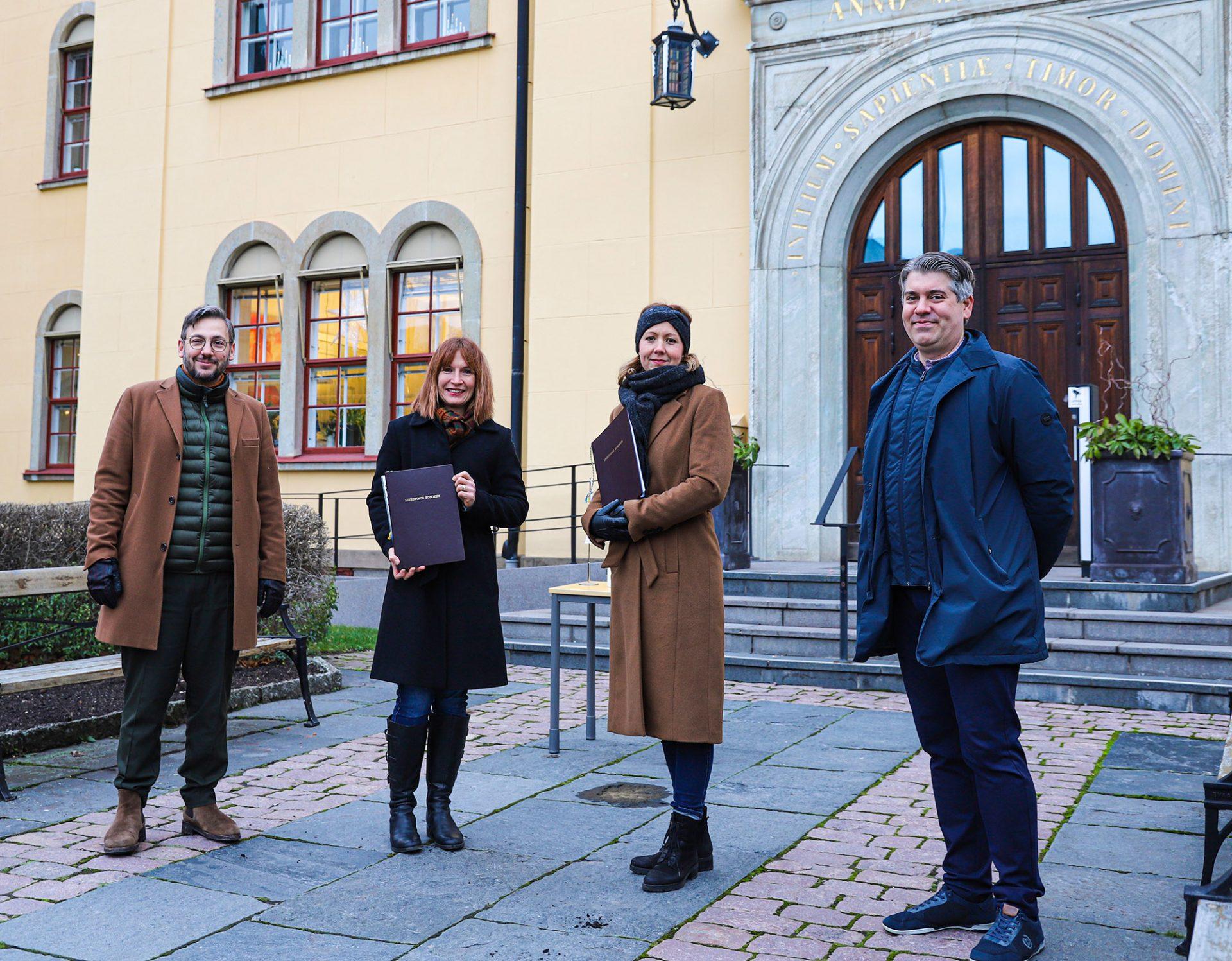 Linköping utser hållbarhetsstipendiater