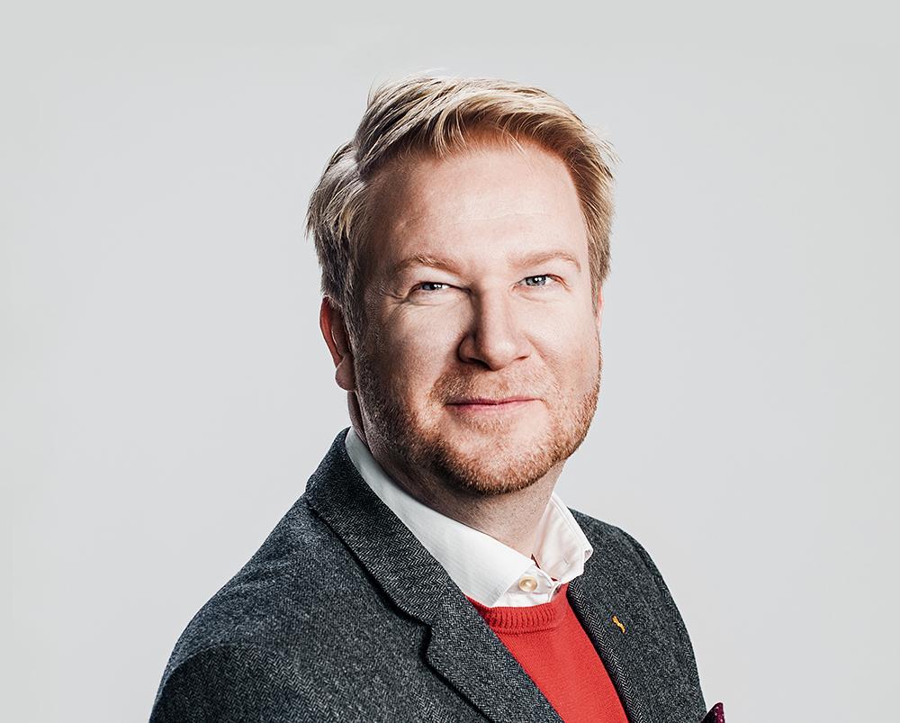 Simon Helmér blir ny vd på Östsvenska handelskammaren