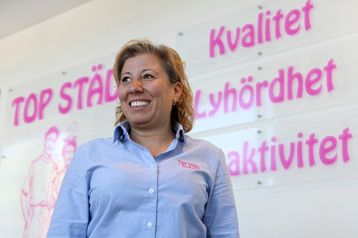 Top Städ Services i Sverige AB uppköpt av Homemaid AB (publ)