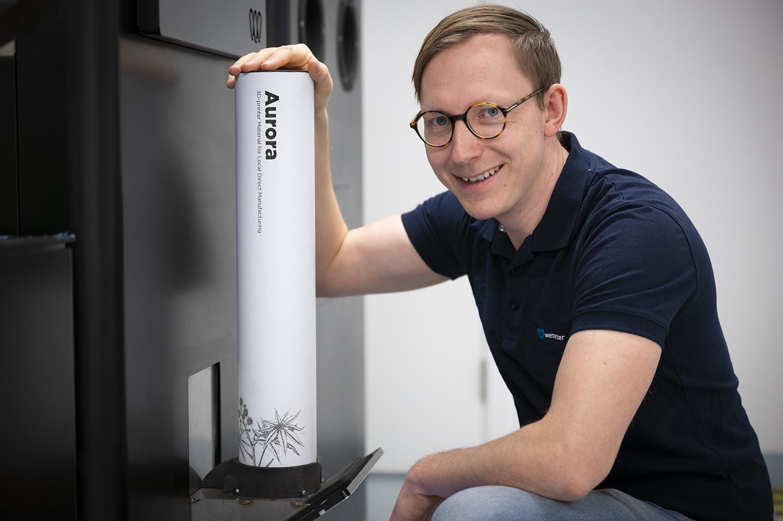 Wematter ökar med 40 miljoner – vill demokratisera 3D-skrivare