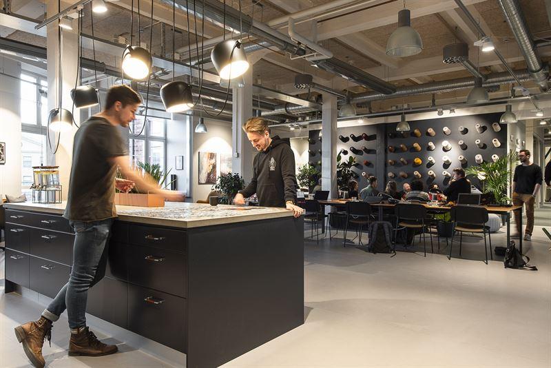 Almi Invest investerar i coworkingbolaget DOSPACE