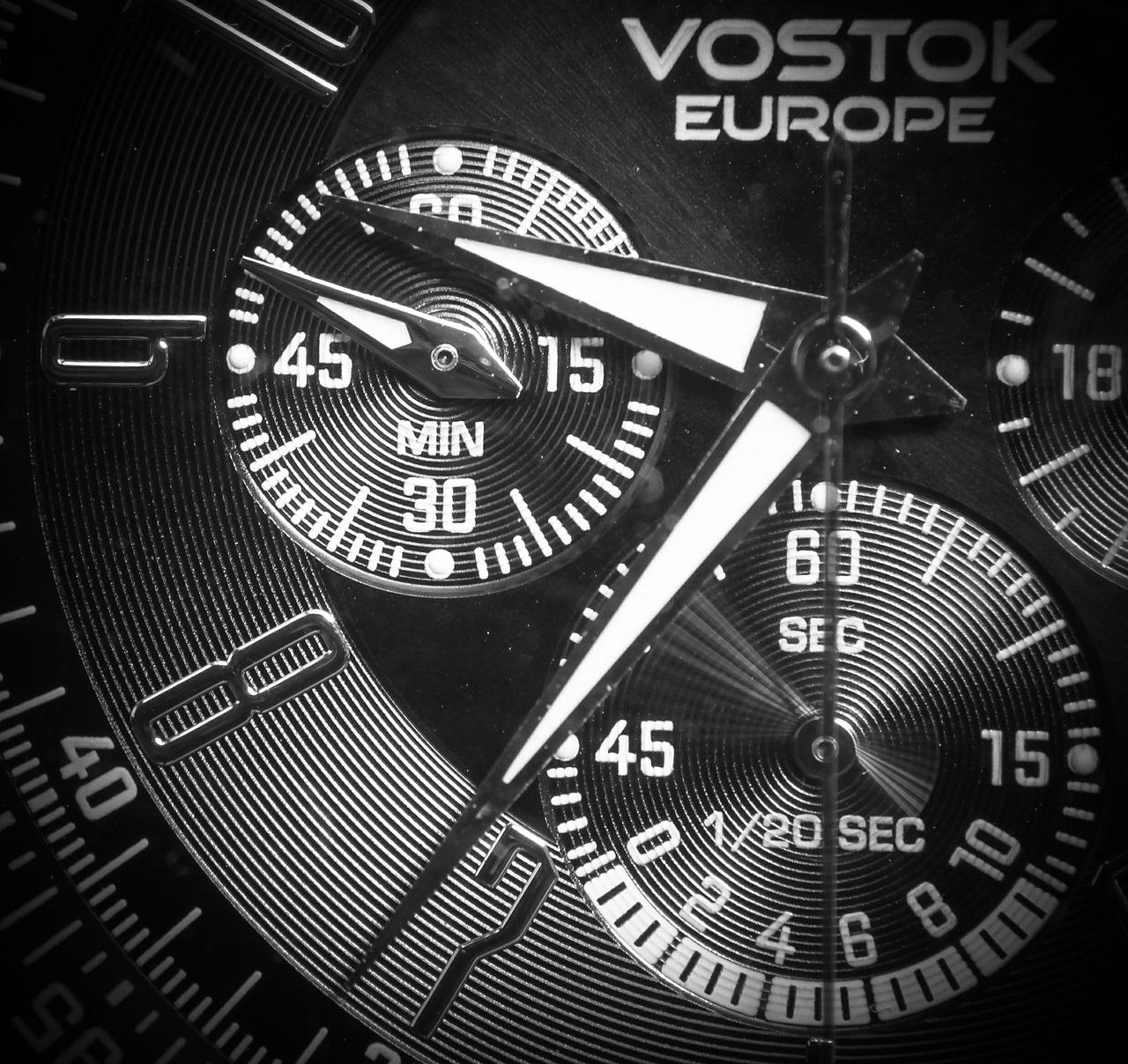 Hög efterfrågan på klockor och smycken