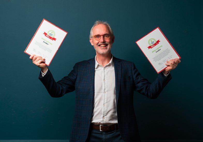 Dubbel vinst för Exsitec i Årets IPO