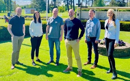 Mårten Jacobson blir ny regionchef för A Society i Linköping